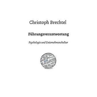 Fhrungsverantwortung av Brechtel & Christoph