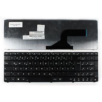Asus 0KN0-J71GE5213453001067 Black Windows 8 German Layout Replacement Laptop Keyboard