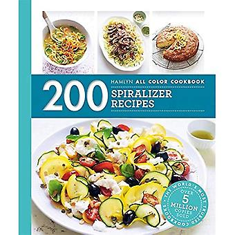 Hamlyn All Color Cookery: 200 Spiralizer Recipes (Hamlyn All Colour Cookery)