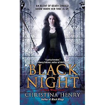 Black Night by Christina Henry - 9781937007065 Book