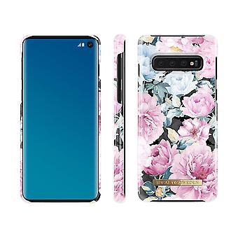 iDeal de Suecia Samsung Galaxy S10-Peony Garden
