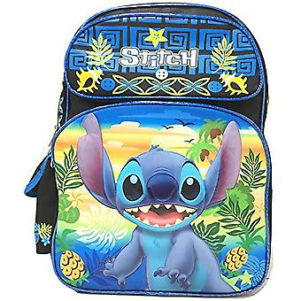 Rygsæk-Disney-LILO & Stitch Blue/sort 16
