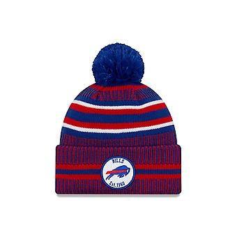 New Era Nfl Buffalo Bills 2019 Sideline Home Sport Knit