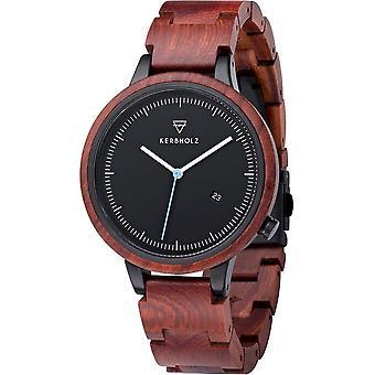 Kerbwood - Wristwatch - Unisex - Lamprecht - 4251240409917