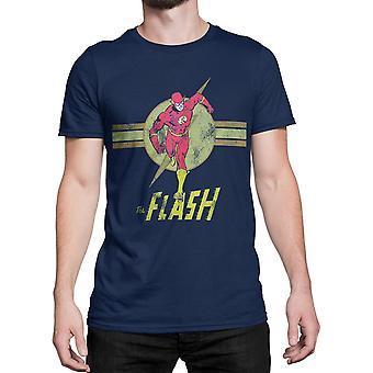 Flash Navy Blue Streaker 30 T-Shirt simple