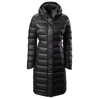 Kathmandu Black Womens Winterburn Down Coat