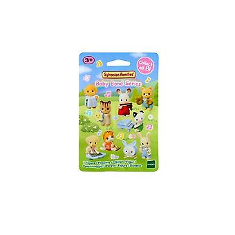 Sylvanian Families Baby Band Series - One Mystery Pack 5321