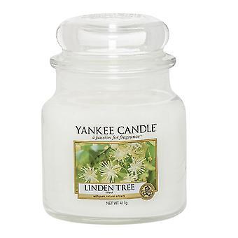 Yankee Candle Classic Medium Jar Linden Tree Candle 411g