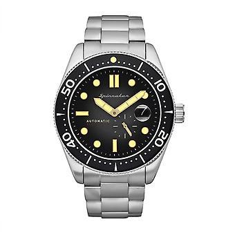 Spinnaker SP-5058-22 Gent's Croft Black Dial Wristwatch