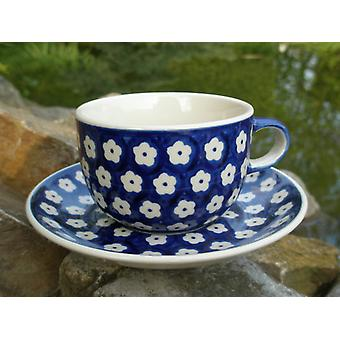 Cup and saucer, traditional 123, BSN m-3609
