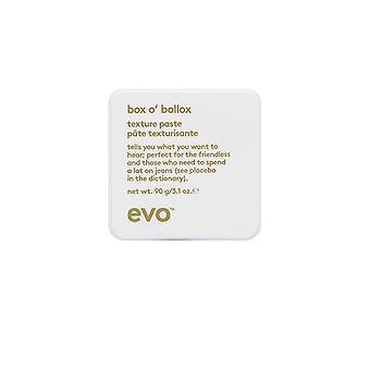 Evo EVO Box O Bollox Texture Paste