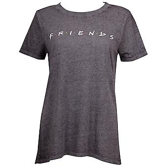 Friends logo Juniors grå T-shirt