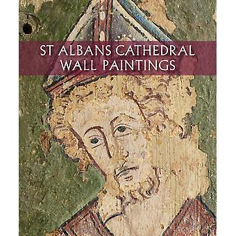 St Albans Cathedral Wall Paintings by M A Michael