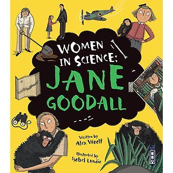 Women in Science Jane Goodall by Alex Woolf