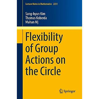 Flexibilität der Gruppenaktionen am Kreis durch Sanghyun Kim