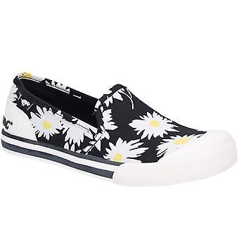 Raketti koira jazzin slip Jazzy naisten rento slip on kengät