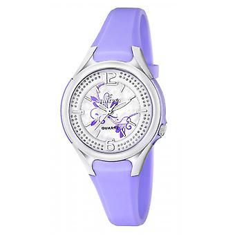 Watch Calypso Silicone Versatile K5575-4 - Girl
