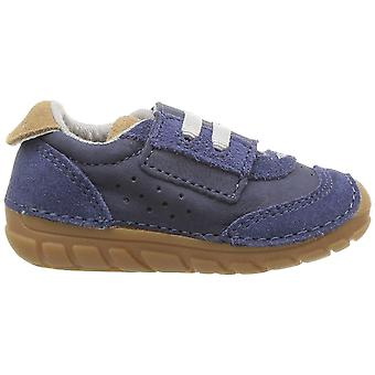 Barn Stride Rite Boys Wyatt Low Top mode Sneaker