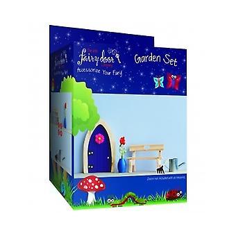 Irish Fairy Door Accessory Set