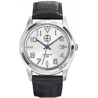 CC1019-03D trendy Automatic Watch-Rhodi e Dateur heren horloge