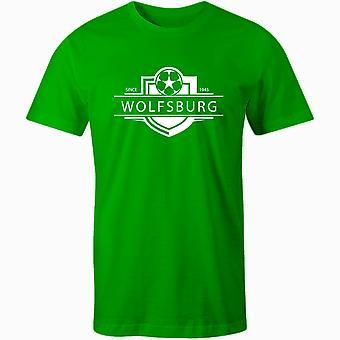 Wolfsburg 1945 opgericht badge Football T-shirt
