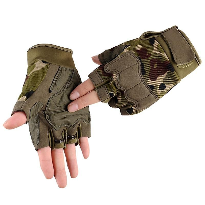 Tactical Sports Fitness Weight Lifting Gym Gloves 1 Pair