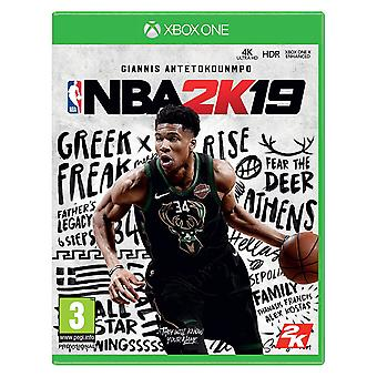 NBA 2K19 Xbox One-Game