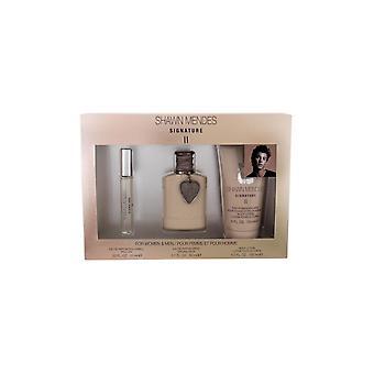 Shawn Mendes Signature II for Women and Men Eau de Parfum Spray 50ml EDP Rollerball 10ml, Body Lotion 150ml