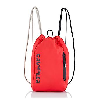 Crumpler Squid S Drawstring Backpack riot red 5.5L