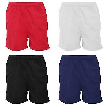 Tombo Teamsport Mens All Purpose bekleed sport Shorts