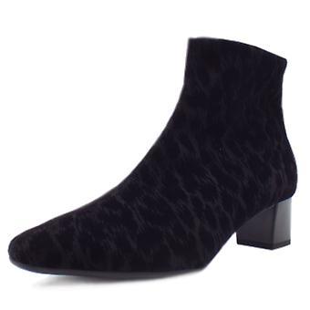 Peter Kaiser Osara Fashion Ankle Boot In Black Tulia