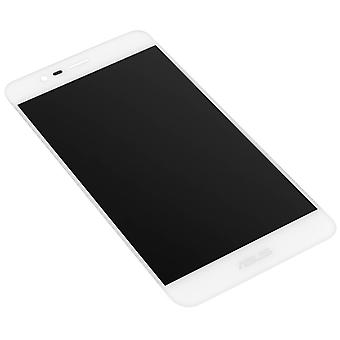 LCD replacement part with touchscreen for Asus Zenfone 3 Max ZC520TL - White