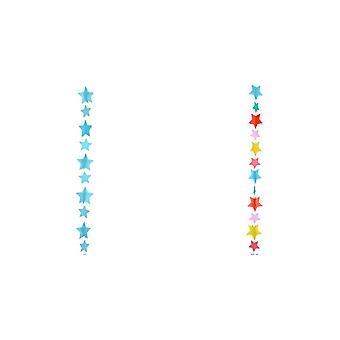 جناس النجوم بالون ذيل الديكور