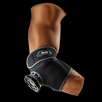 McDavid Sports TrueIce Elbow Wrap Compression Support EasyFill Ice Reservoir
