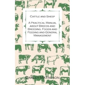 Cattle and Sheep  A Practical Manual about Breeds and Breeding Foods and Feeding and General Management by Matheson & Darley
