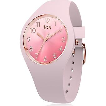 Ice Watch-armbandsur-Unisex-ICE Sunset-rosa-Small-3H-015742