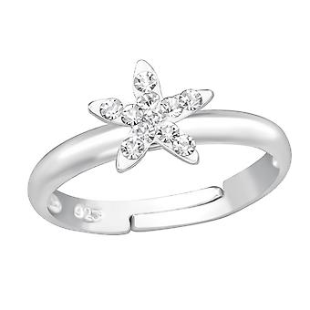 Star - 925 Sterling Silver Rings - W16566x