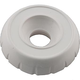 "Balboa 31-4023WHT 0.5"" x 0.75"" x 1"" 3-Way Valve Cover - White"