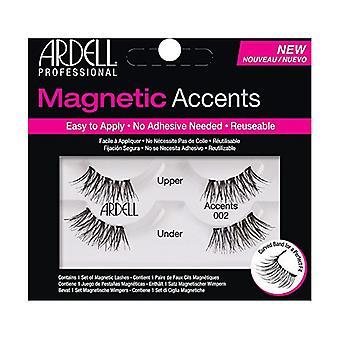 False Eyelashes Magnetic Accent Ardell