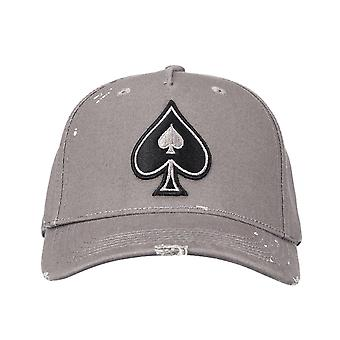 Ace Vestiti - France Casquette de baseball Awnu-03 Distressed Spades