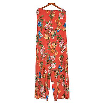 G.I.L.I. got it love it Jumpsuits Regular Jetsetter Strapless Red A354933