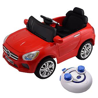 Kids Ride On Car 6V Electric Battery Remote Control Toys Radio Children MP3 UK