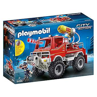 Playset City Action - Pompiers Playmobil 9466