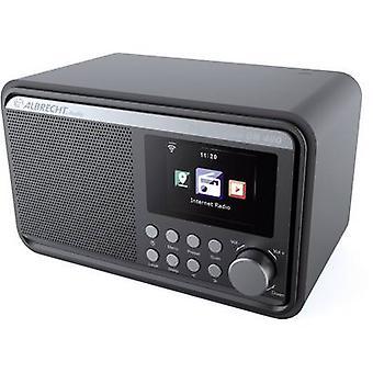 Albrecht DR 490 schw. Internet portable radio Black