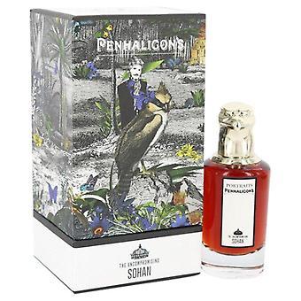 The Uncompromising Sohan Eau De Parfum Spray By Penhaligon's 2.5 oz Eau De Parfum Spray