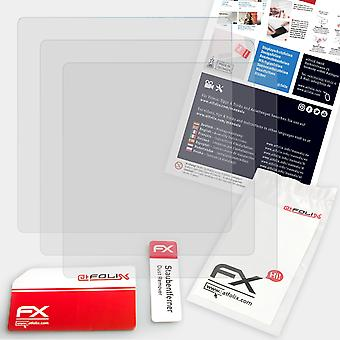 atFoliX 3x Schutzfolie kompatibel mit Polar V800 Folie klar&flexibel