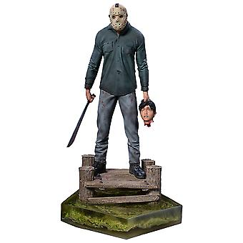 Friday the 13th Jason Voorhees 1:10 Scale Deluxe Statue