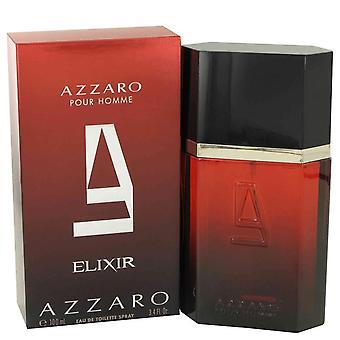 Vaporisateur Eau De Toilette Azzaro Elixir de Azzaro 3.4 oz Eau De Toilette vaporisateur