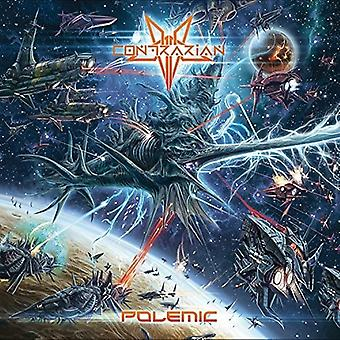 Contrarian - Polemic [CD] USA import