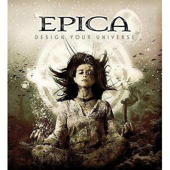 Epica - Design Your Universe [CD] USA import